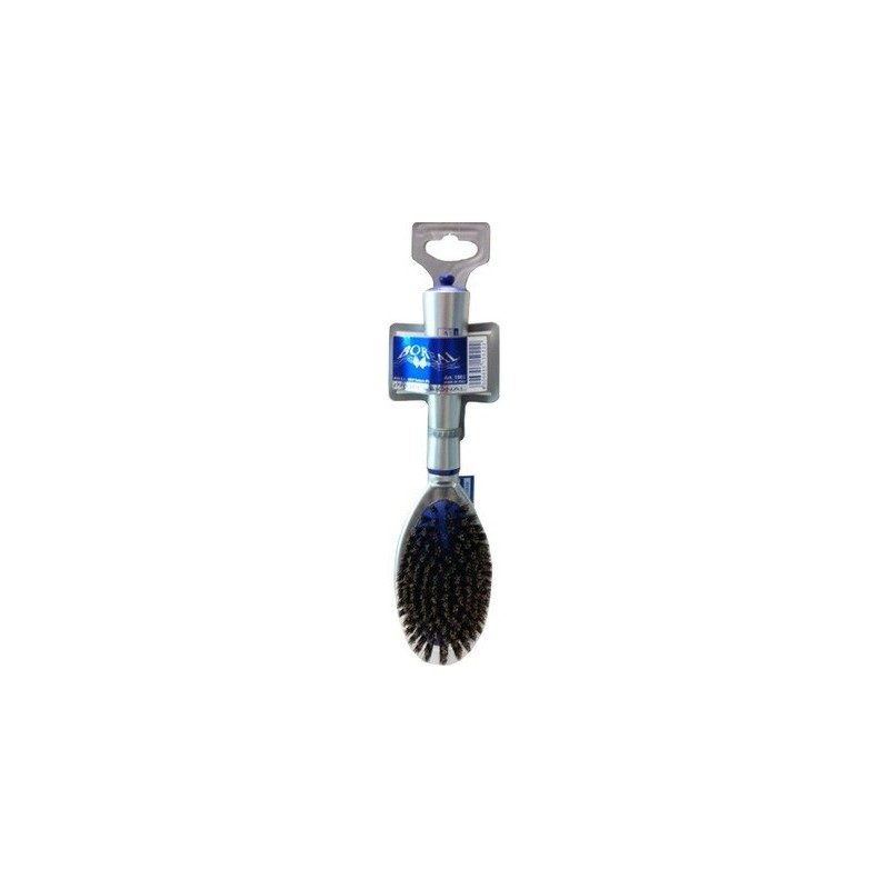 BOREAL - spazzola per capelli professional ovale pneumatica setole