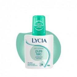Pure talc - deodorante vapo 75 ml + ricarica
