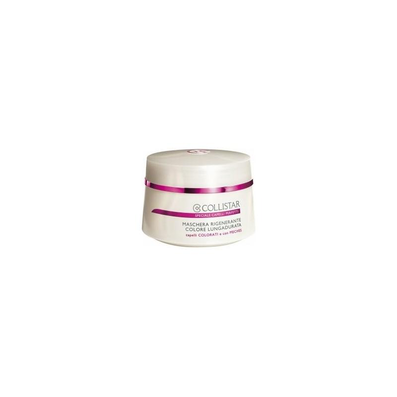COLLISTAR - maschera per capelli rigenerante  linea colore lunga durata 200 ml