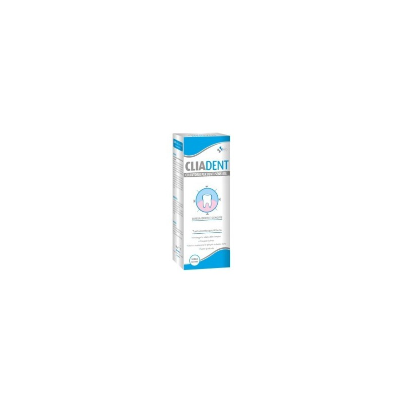 BUDETTA FARMA - cliadent collutorio per denti sensibili 200 ml