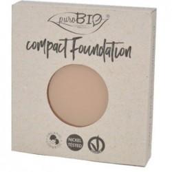 Compact Foundation refill n.01 ricarica fondotinta compatto 9g