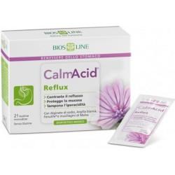 calmacid reflux 21 bustine - integratore alimentare per contrastare il reflusso gastro-esofageo