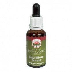 Equilibrio Donna Australian Bush Flower Essences Gocce 30 ml