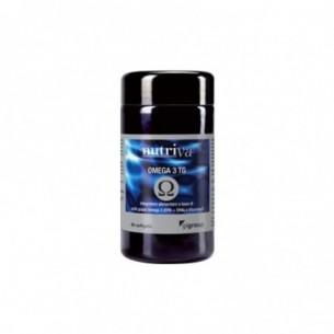 Omega 3 Tg 90 Capsule - Integratore Per Il Controllo Del Colesterolo E Dei Trigliceridi