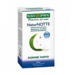 natur notte integratore alimentare a base di melatonina e escolzia 50 ml