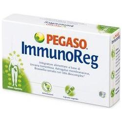 Immunoreg 40 Capsule - Integratore Alimentare Immunostimolante
