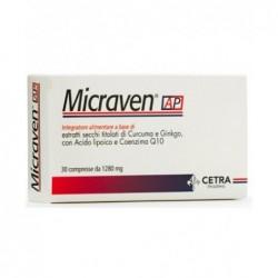 micraven ap integratore alimentare ad azione antiossidante 30 compresse