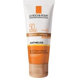 anthelios crema blur levigante ottico uniformante spf 50 colore 01 rosè 40 ml