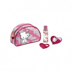 confezione regalo per bambine set trousse - eau de toilette 50ml + specchietto e pettine