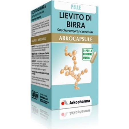 ARKOPHARMA - lievito di birra arkocapsule 45 capsule - integratore alimentare