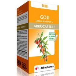 goji arkocapsule 45 capsule - integratore alimentare tonico psicofisico