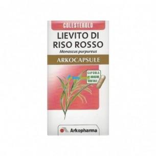 lievito di riso rosso arkocapsule 45 capsule - integratore alimentare utile per il controllo del colesterolo