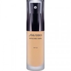 synchro skin glow luminizing fluid foundation spf 20 - fondotinta n.5 neutral 5