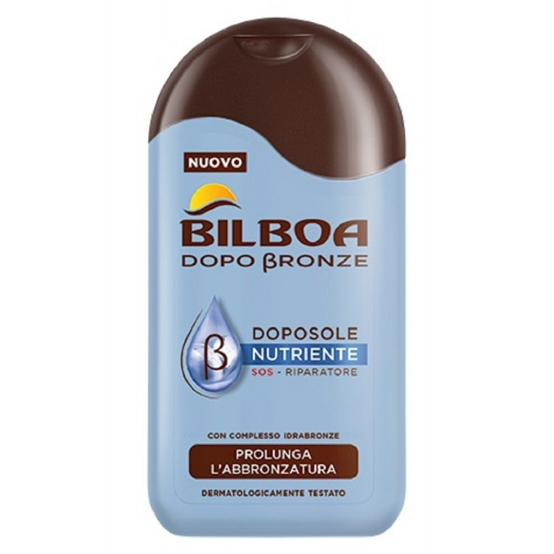 Bilboa - dopo bronze - doposole nutriente e riparatore 200 ml