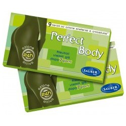 perfect body - 9 cerotti anticellulite e snellenti