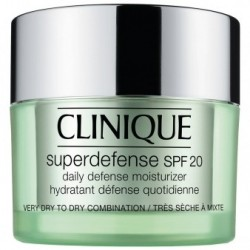 superdefense spf20 - crema idratante protettiva antietà tipo 1-2 pelle molto arida/normale 50 ml