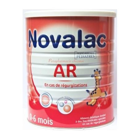 MENARINI - latte in polvere novalac ar 1 anti rigurgito da 0-6 mesi 800 g
