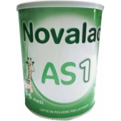 Novalac as 1 latte in polvere anti stitichezza da 0-6 mesi 800 g