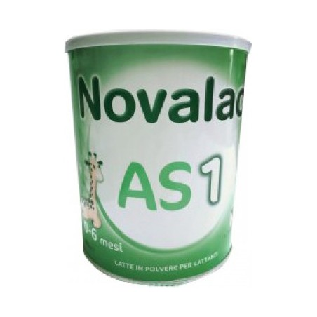 MENARINI - Novalac as 1 latte in polvere anti stitichezza da 0-6 mesi 800 g
