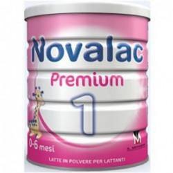 latte in polvere novalac premium 1 da 0-6 mesi  800 g