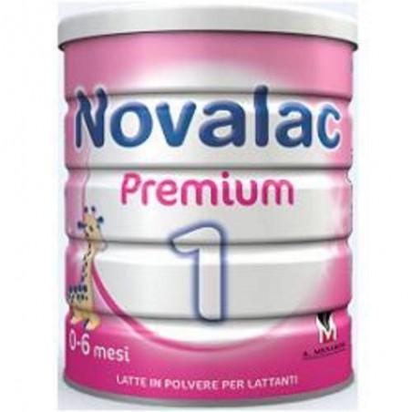 MENARINI - latte in polvere novalac premium 1 da 0-6 mesi  800 g