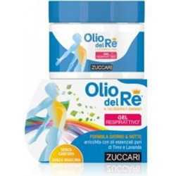 olio del re gel respirattivo vaso da 50 ml