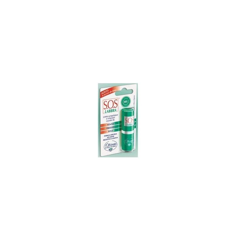 DOTTOR CICCARELLI - Stick Per Le Labbra Idratante Protettivo Sos Labbra  5,5 Ml