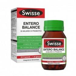 entero balance probiotico 20 capsule - integratore alimentare