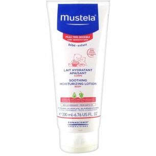 latte idratante lenitivo corpo pelli sensibili 200 ml