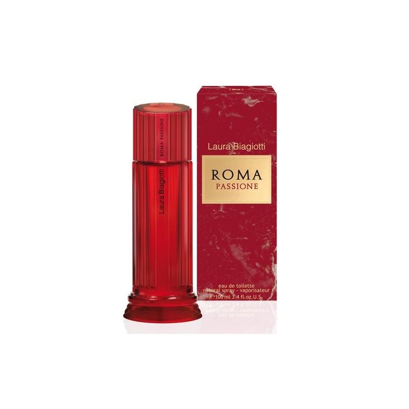 profumo roma donna rosso