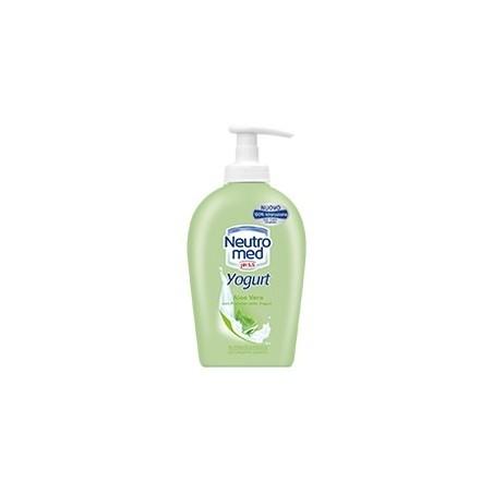 NEUTROMED - sapone liquido yogurt aloe vera 300 ml