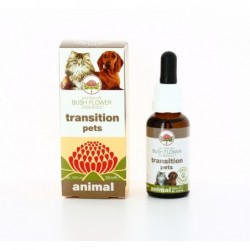 transition pets australian bush flower essences gocce 30 ml
