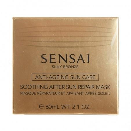 KANEBO - sensai  silky bronze after sun soothing repair mask - maschera viso 50 ml