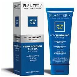Crema Doposole Per Il Corpo All' Acido Ialuronico Planter'S After Sun 100 Ml