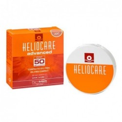 Heliocare 50 fotoprotettore compatto oil free SPF50 Light