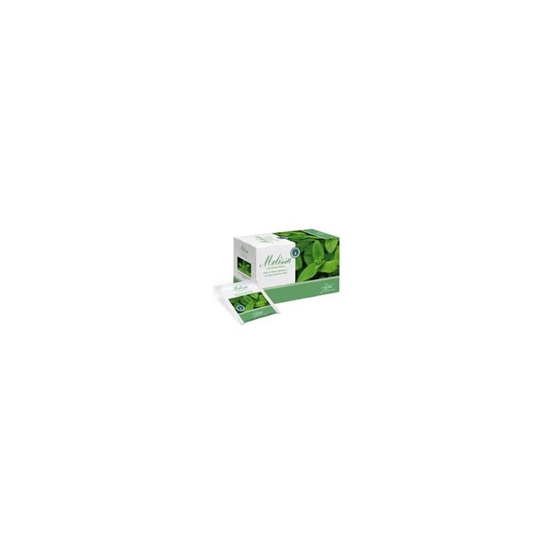 Aboca - melissa tisana ad azione rilassante 20 bustine 1,4g
