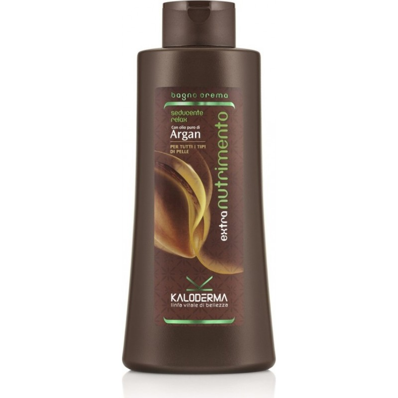 KALODERMA - bagnocrema all' olio d' argan 750 ml
