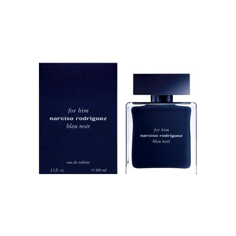 for him bleu noir - eau de toilette uomo 100 ml vapo
