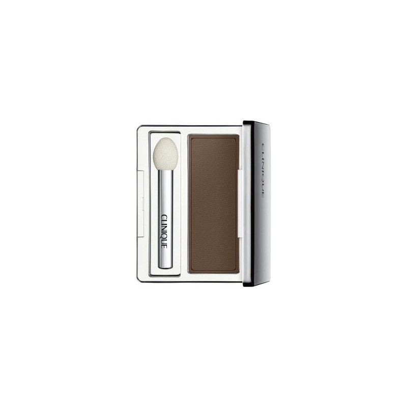 Clinique - all about shadow mono matte - ombretto ac french roast