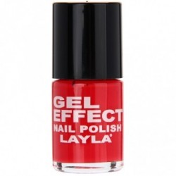 smalto per unghie gel effect 05 coral red