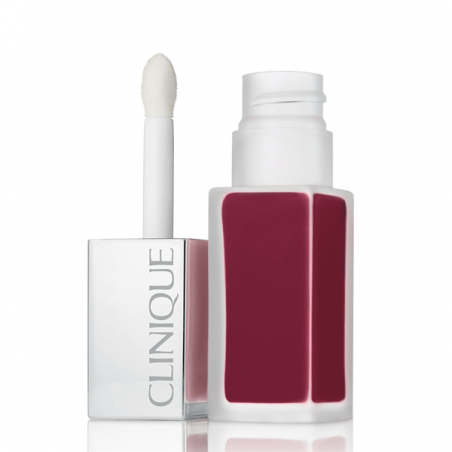 Clinique - pop liquid matte lip colour + primer - rossetto liquido mat n.07 boom pop