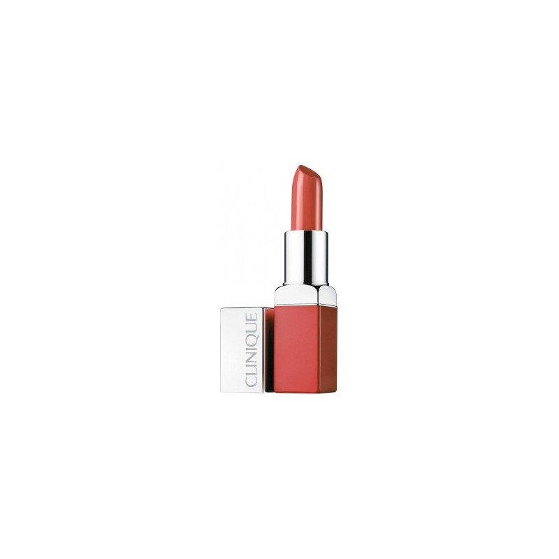 Clinique - pop lip colour + primer - rossetto 17 mocha pop