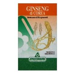 ginseng coreano 60 capsule - integratore alimentare erbe utili in caso di stanchezza fisica e mentale