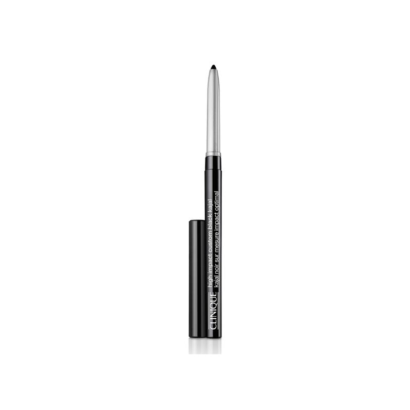 Clinique - high impact custom black kajal - matita occhi n.01 blackened black