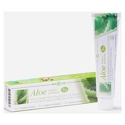 aloe pomata eudermica biologica  a base di di aloe e olio di mandorle dolci per pelli irritate  50 ml
