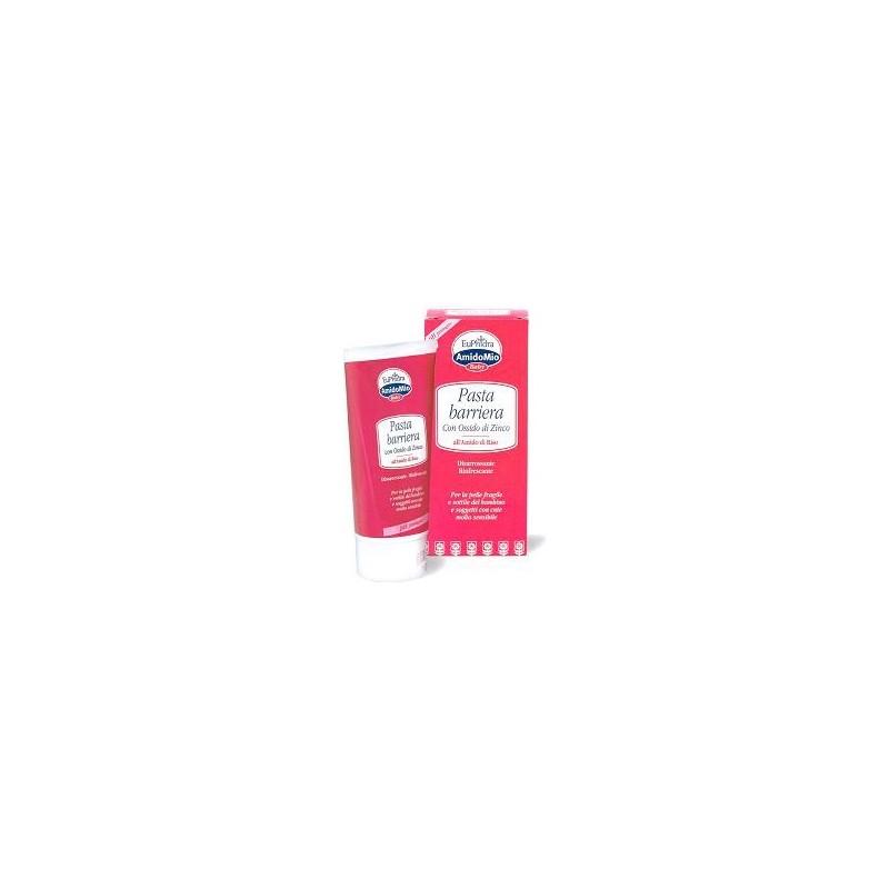 EUPHIDRA - AmidoMio pasta barriera - Crema per pelli irritate e arrossate 150 ml