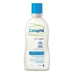 cetaphil restoraderm detergente corpo per pelli secche 295 ml