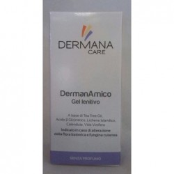 dermanamico gel per le irritazioni cutanee 50 ml