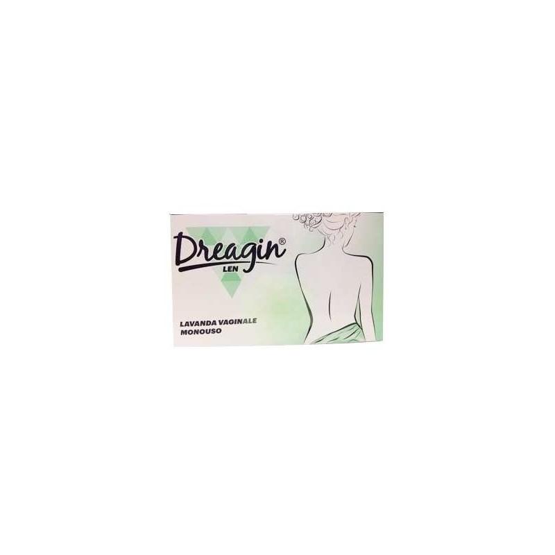 SHEDIR PHARMA - Dreagin Len lavanda vaginale monouso lenitiva 5 flaconi 140 ml