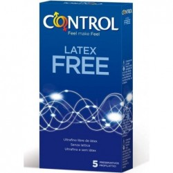 preservativi latex free 5  profilattici senza  lattice